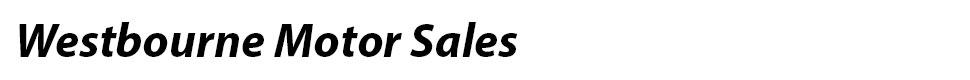 Westbourne Motor Sales