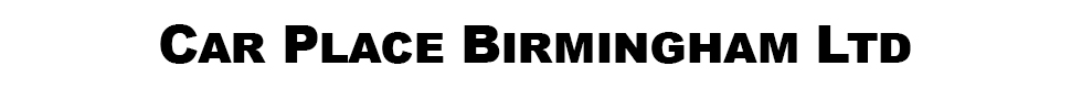 Car Place Birmingham Ltd