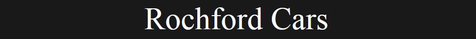 Rochford Cars
