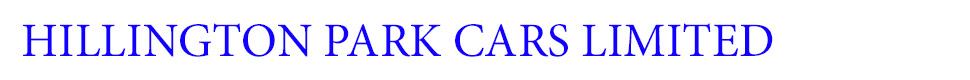 Hillington Park Cars Limited