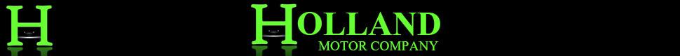Holland Motor Company Limited