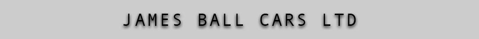 James Ball Cars Ltd