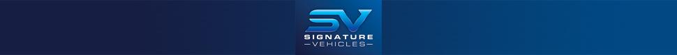 Signature Vehicles