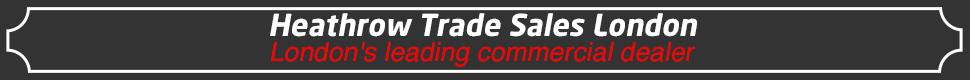 Heathrow Trade Sales London