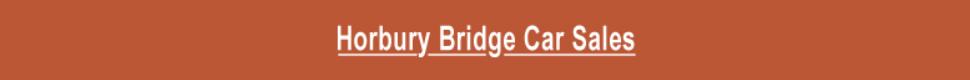 Horbury Bridge Car Sales