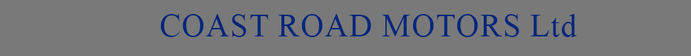 Coast Road Motors Limited
