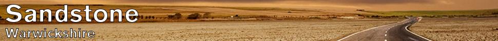 Sandstone Warwickshire