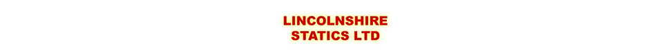 Lincolnshire Statics Limited