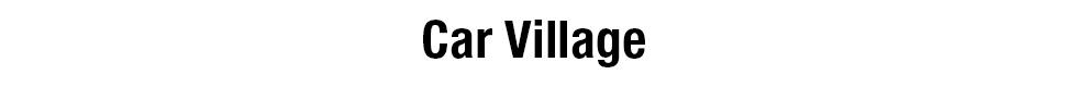 Car Village Ltd