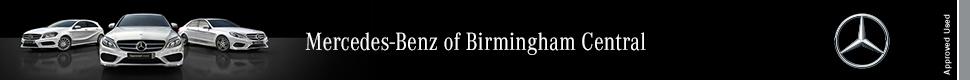 Mercedes-Benz of Birmingham Central