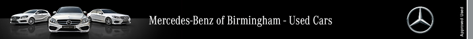 Mercedes-Benz of Birmingham Used Cars