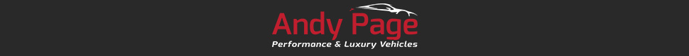 Andy Page Performance & Luxury Vehicles