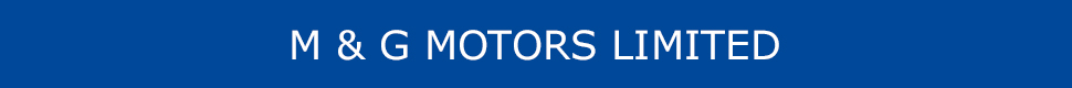 M & G Motors Limited