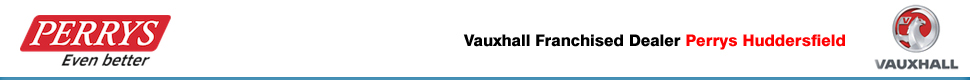Perrys Huddersfield Vauxhall