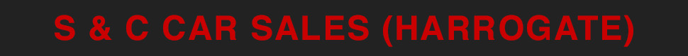 S & C Car Sales (Harrogate)
