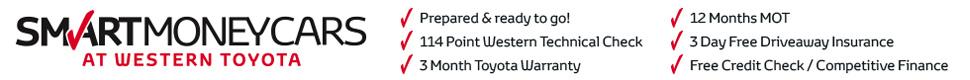 Smart Money at Western Toyota