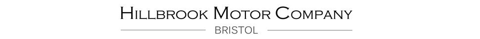 Hillbrook Motor Company Ltd
