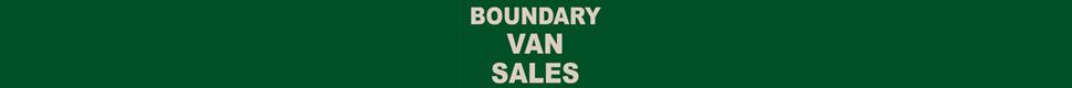 Boundary Vans