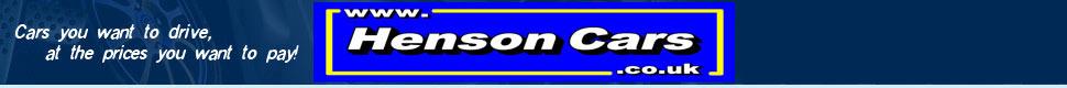 HENSONS CARS