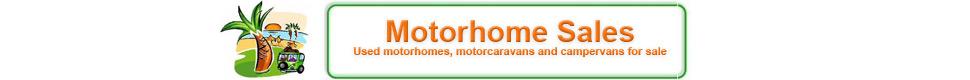 Motorhome Sales
