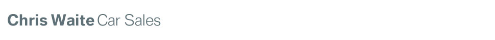 Chris Waite Car Sales
