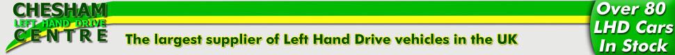 Chesham Left Hand Drive Centre