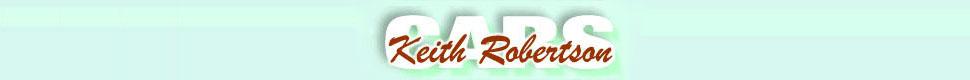 Keith Robertson Cars
