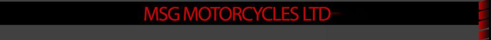 Msg Motorcycles Ltd