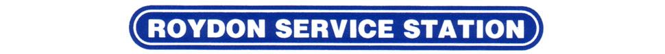 Roydon Service Station