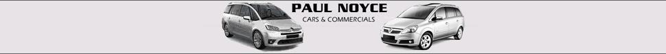 Paul Noyce Cars & Commercials