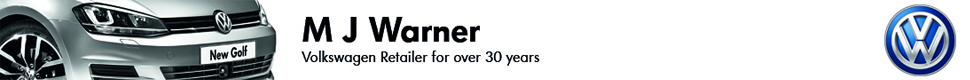 M J Warner Volkswagen - Family Run Volkswagen Dealer For Over 30 Years
