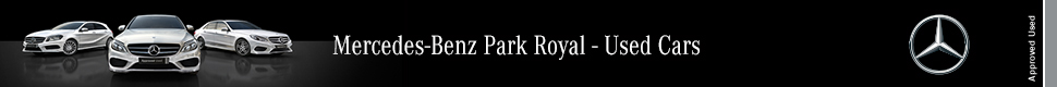 Mercedes-Benz Of Park Royal - Used Cars