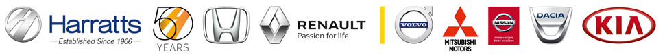 Harratts Renault Wakefield
