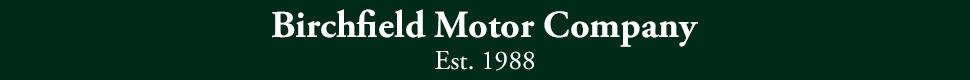 Birchfield Motor Company