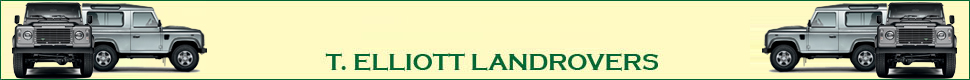 T Elliott Land Rovers