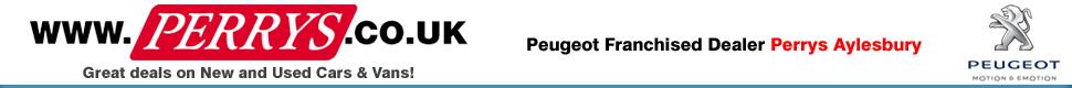 Perrys Aylesbury Peugeot