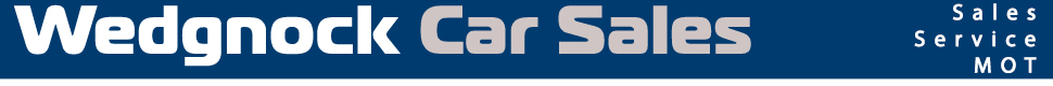 Wedgnock Car Sales