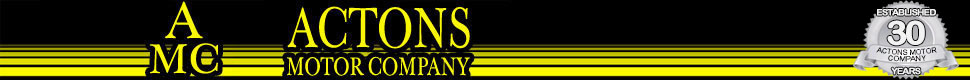 Actons Motor Company