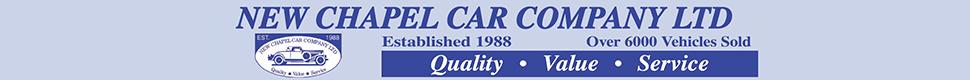 New Chapel Car Company