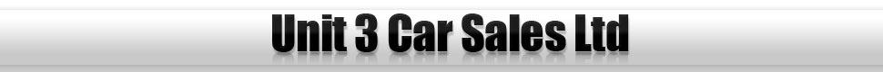 Unit 3 Car Sales Ltd