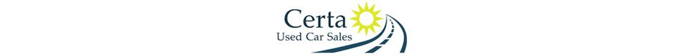 Certa Used Car Sales