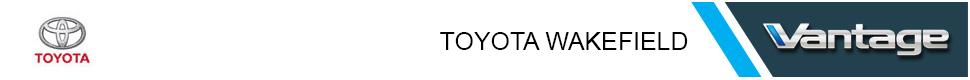 Vantage Toyota Wakefield