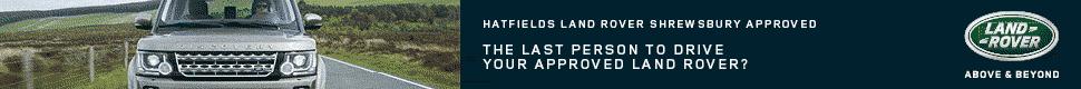Hatfields Land Rover Shrewsbury