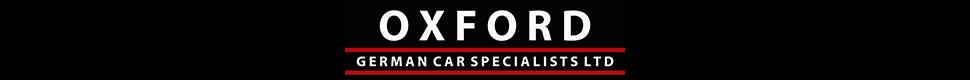 Oxford German Car Specialists Ltd