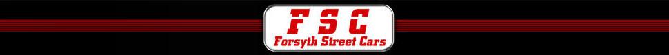 Forsyth Street Cars