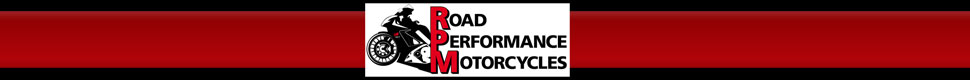 Road Performance Motorcycles