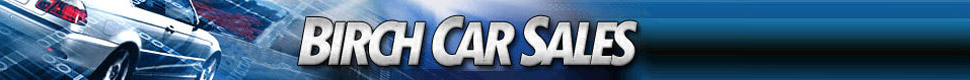 Birch Car Sales