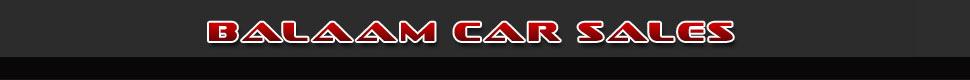 Balaam Car Sales