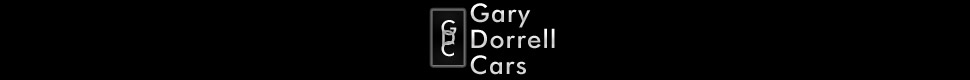 Gary Dorrell Cars