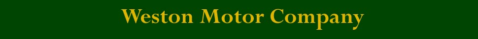 Weston Motor Company